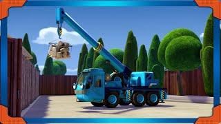 Боб строитель ⭐ Переместить жирафа