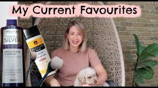 MY CURRENT FAVOURITES | WHT I'M LOVING NOW | KERRY WHELPDALE