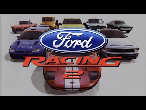 Ford Racing 2 PC| 1080P | Unlocking all cars| Longplay
