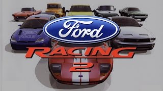 Ford Racing 2 PC| 1080P | Unlocking all cars| Longplay