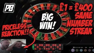 Video UNLUCKY 13? COMES IN 4 TIMES IN A ROW!!! £1 TO £400 | INSANE ROULETTE COMEBACK + GIVE AWAY! download MP3, 3GP, MP4, WEBM, AVI, FLV Juni 2018