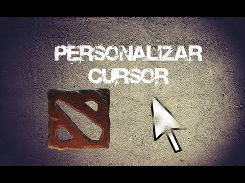 Dota 2 - Cursores Personalizados