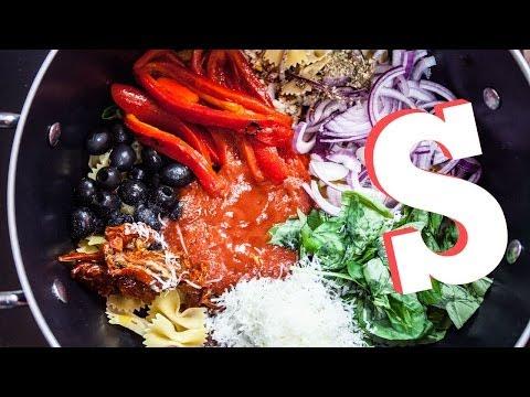 Speedy One Pot Pasta Recipe - SORTED