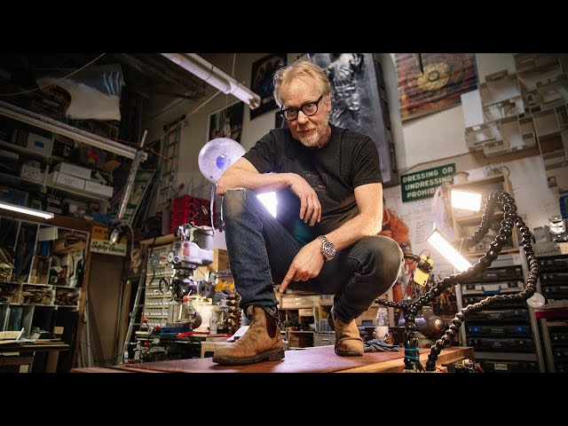 Myths Adam Regrets Tackling on MythBusters and Much, Much More