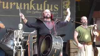 Spectaculum Oberwesel 2014 Furunkulus - Pegasus