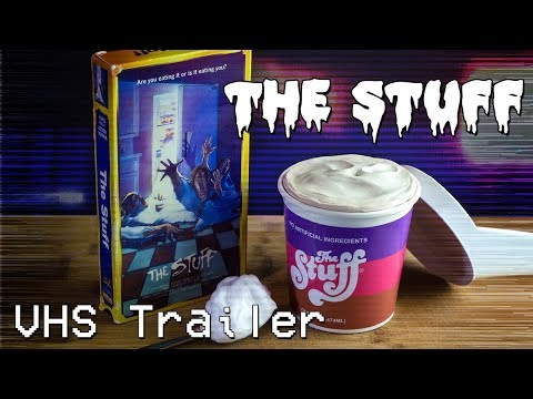 The Stuff (1985) - VHS Full online