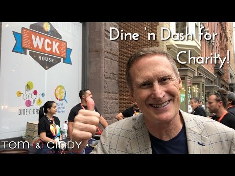Episode 26 | Dine-n-Dash For Charity 2019 | #tomandcindyhomes