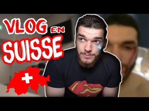 JE FAIS UNE CRISE D'ÉPILEPSIE... (Vlog Suisse)