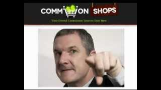 DON'T BUY! Commission Shops Full Reviews - Members Area Software In Action