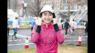 日テレ・滝菜月&尾崎里紗アナが5時間台で完走「違った景色に見えまし...