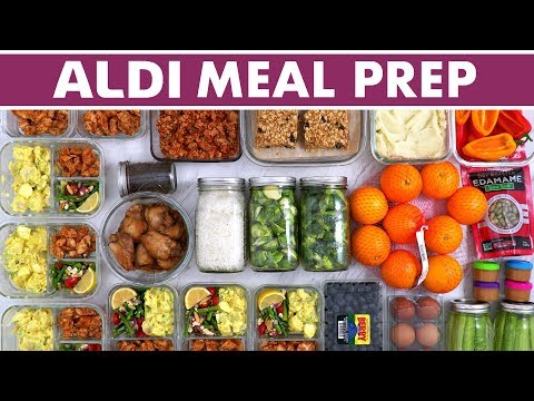 healthy-aldi-meal-prep-for-the-week-&-haul!-+-instant-pot-recipe!