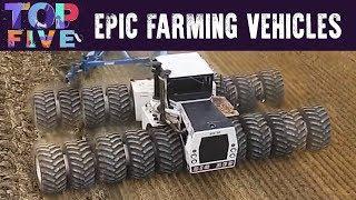 Top 5 EPIC Farming Vehicles