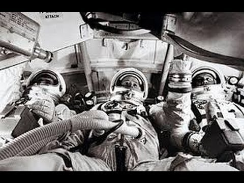 APOLLO 1 Three Astronauts Killed by Fire, ABC News, Jan 27 ...