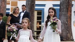 Casamento Incrível na Fazenda - Gabi & Paulinho