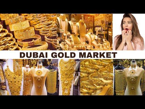 Dubai Gold Market I Gold Souk Dubai  I Gold Souq Deira Dubai I Malabar Gold & Diamond Shop Dubai