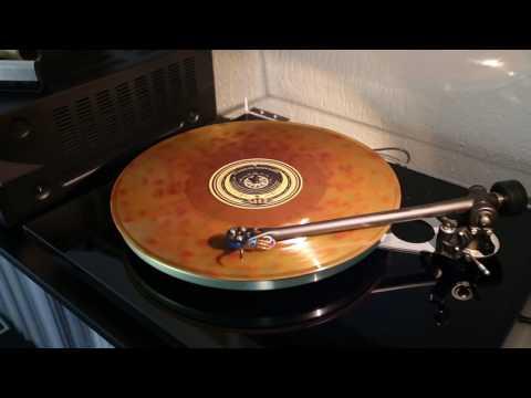 "El Altar Del Holocausto  - - She - on 12"" Transparent Sepia With Brown Splatter Vinyl Full Recording"