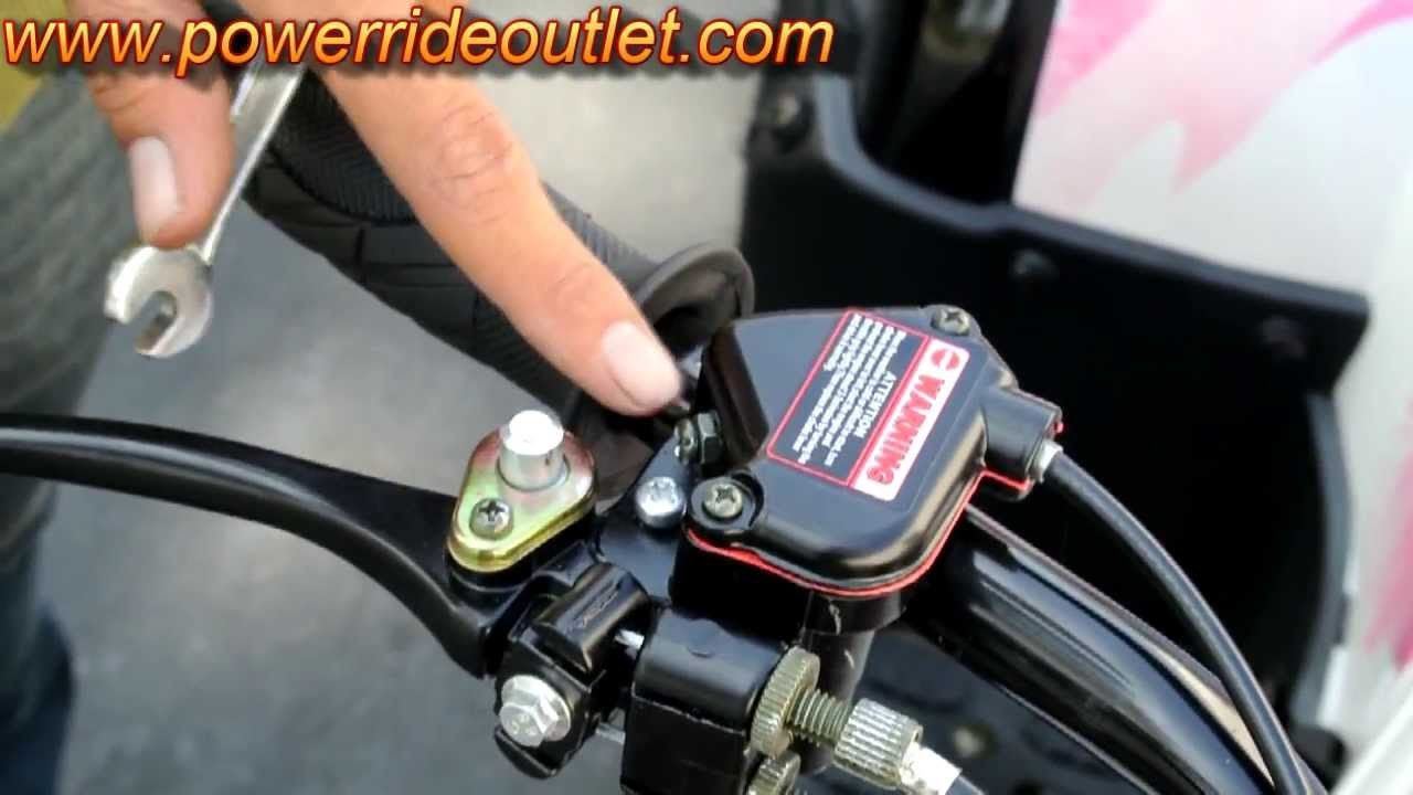 110cc Quad Wiring Diagram Atv 101 How To Adjust Speed Limiter On Your Atv Youtube