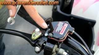 ATV 101 How to adjust speed limiter on your ATV