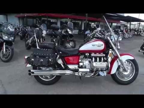 003698 – 1997 Honda Valkyrie – Used Motorcycle For Sale