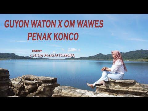 Download Om Wawes X Guyon Waton Penak Konco Cover By Evis Renata Mp3