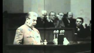 stalin s last video december 1952 cpsu congress