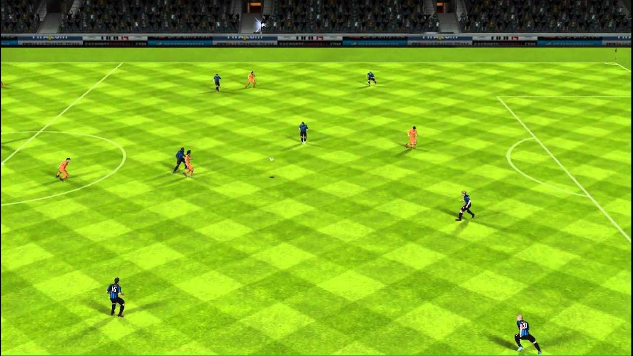 FIFA 14 iPhone/iPad - Club Brugge vs. Real Madrid - YouTube