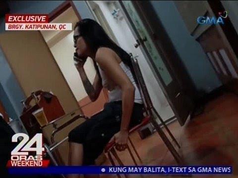 24 Oras: Drug suspect, nagbebenta rin ng mga babae