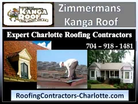 Awesome Roofing Contractors Charlotte | Call: 704 918 1481 | Zimmermans Kanga Roof