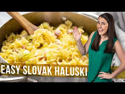 How To Make Haluski