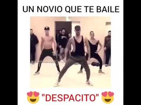 Chicos Bailando Despacito
