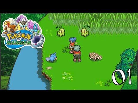 TRANSCENDING QUALITY | Pokémon Ranger Episode 1