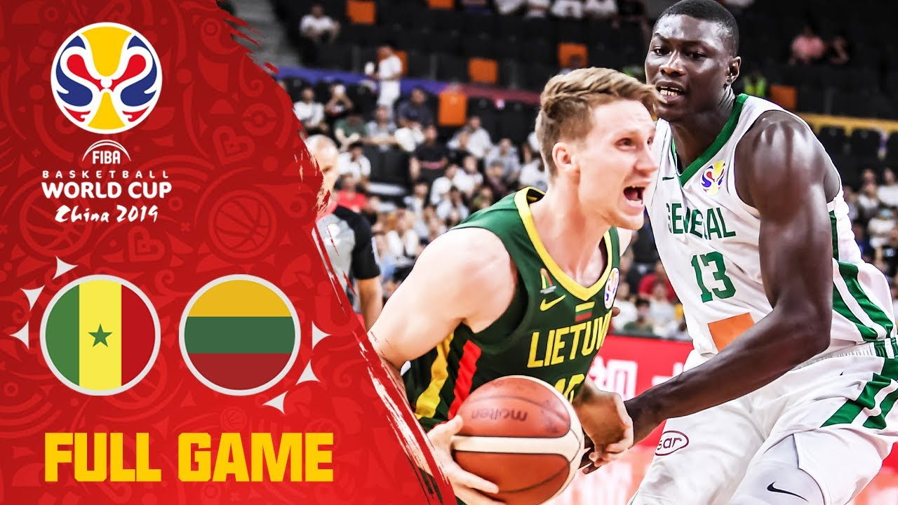 Lithuania SMOTHERS Senegal in opening game! - Full Game