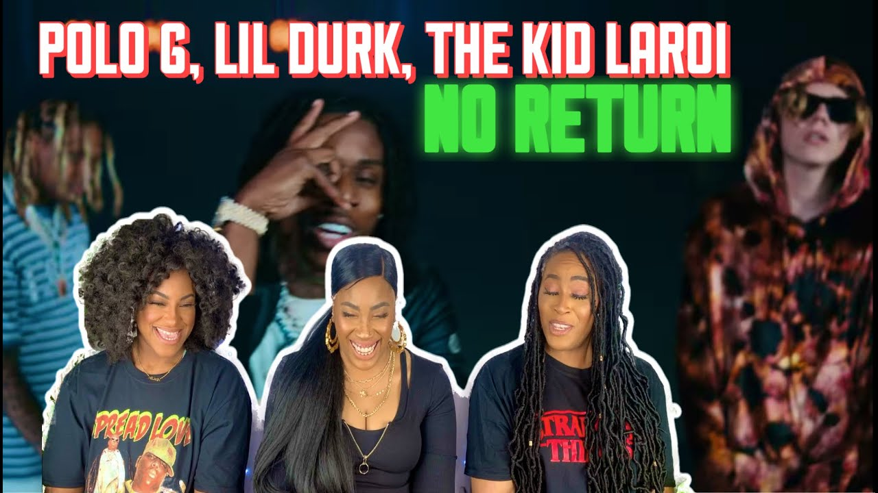 Polo G - No Return (Official Video) ft. The Kid LAROI, Lil Durk | UK REACTION!??
