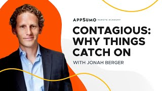 6 Reasons Things Catch On | Contagious | Jonah Berger