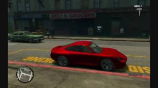 GTA IV PC GAMEPLAY HIGHEST SETTINGS 720p @ 9600 GT 512MB