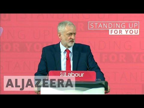 Britain's Labour Party kicks off election campaign