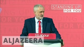 Britain's Labour Party kicks off election campaign