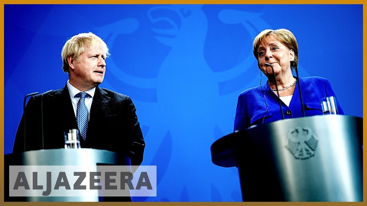 AlJazeera English:Brexit: UK's Boris Johnson in Europe to lobby leaders