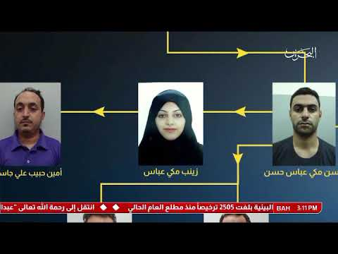 البحرين: وزارة الداخلية تكشف عن خلية إرهابية مكونة من 10 أشخاص يشتبه بتورطهم في تنفيذ أعمال إرهابية