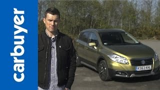 Suzuki SX4 S-Cross SUV 2014 review - Carbuyer