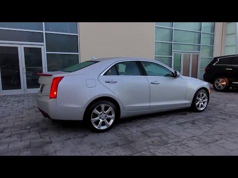 2013 Cadillac ATS Orlando, Winter park, Clermont, Merritt Island, Tampa, FL U157981