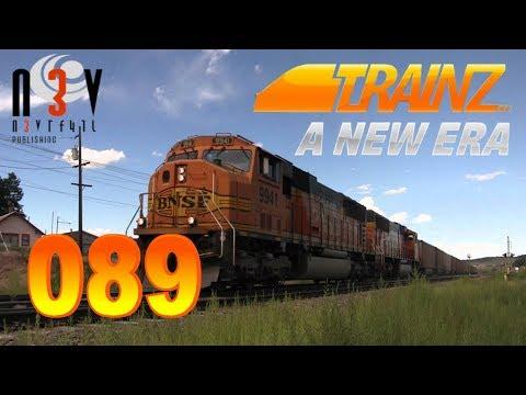 Trainz A New Era #89 (Deutsch) - Rocky Mountains * Let's Play Trainz: ANE
