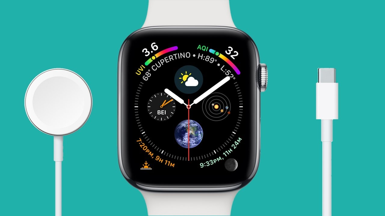 Apple Watch USB Composite 64Bit