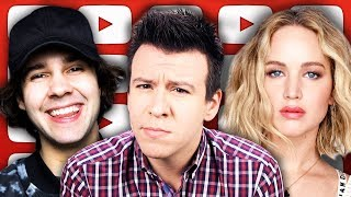 "Jennifer Lawrence ""Fappening\"" Closure, David Dobrik Targeted, & US Passport Controversy Explained"
