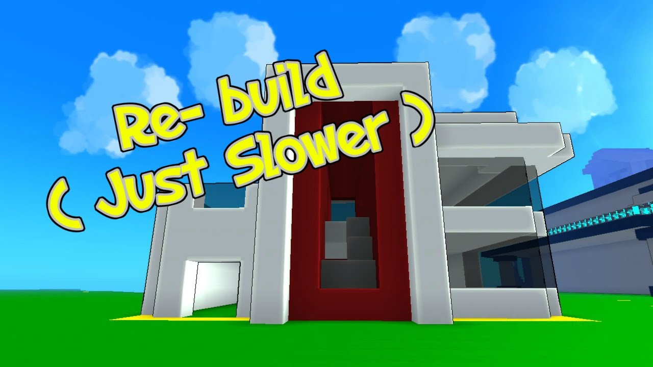 Trove Modern House On A Corner Stone Slow Build YouTube