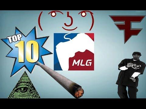 top 10 MLG music