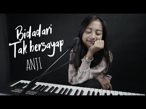 BIDADARI TAK BERSAYAP ( ANJI ) -  MICHELA THEA COVER