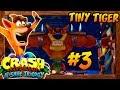 ABM: Crash Bandicoot 2 Cortex Strikes Back !! N.SANE TRILOGY!! Playthrough 3!! HD PS4