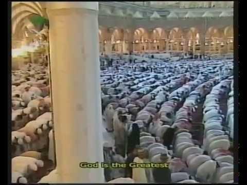 تراويح ليلة 1 رمضان 1424هـ السديس والشريم