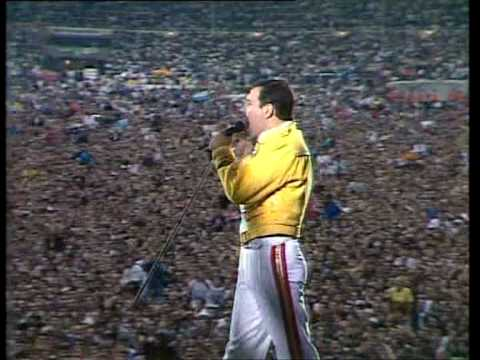 One Vision, Queen (Live At Wembley 1986)